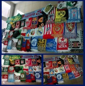 Trabzon'da Futbol Kütüphanesi